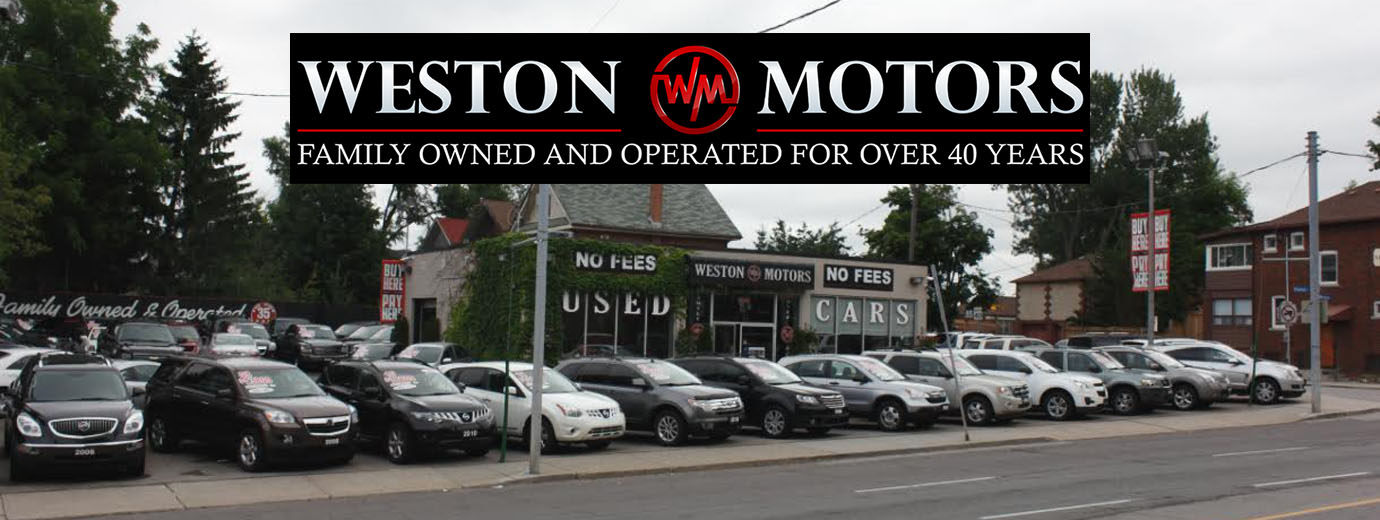 Weston Motors Lot